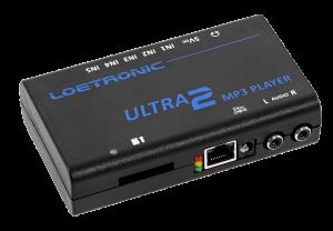 ULTRA 2 MP3-Player mit LAN